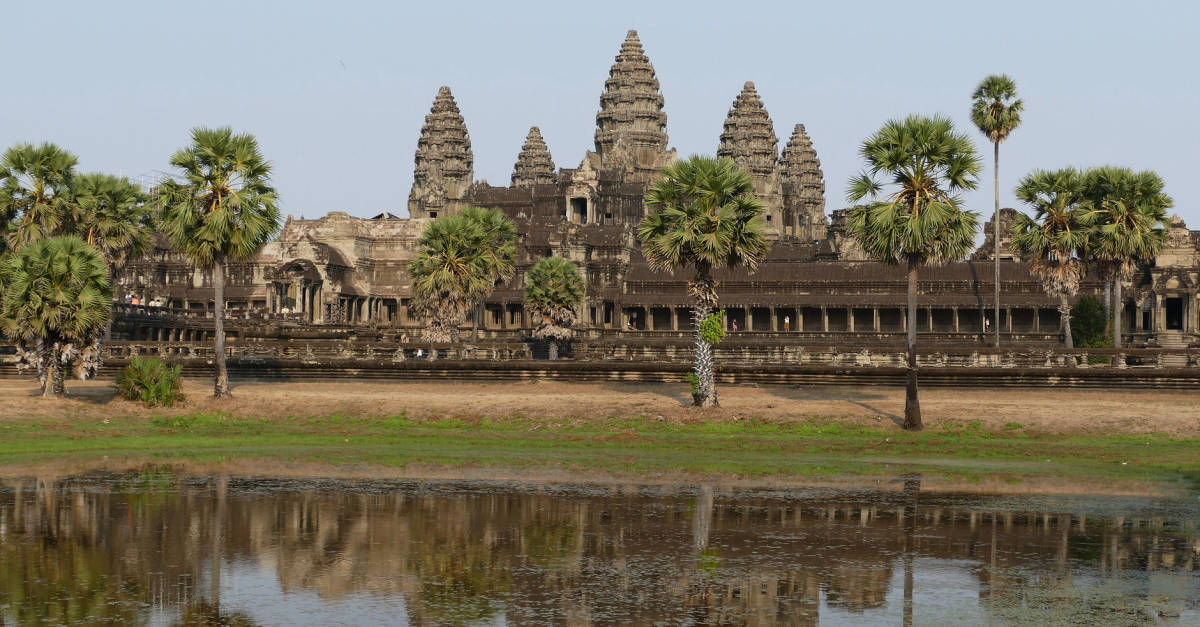 $477 flight deal to Siem Reap from Los Angeles and New York